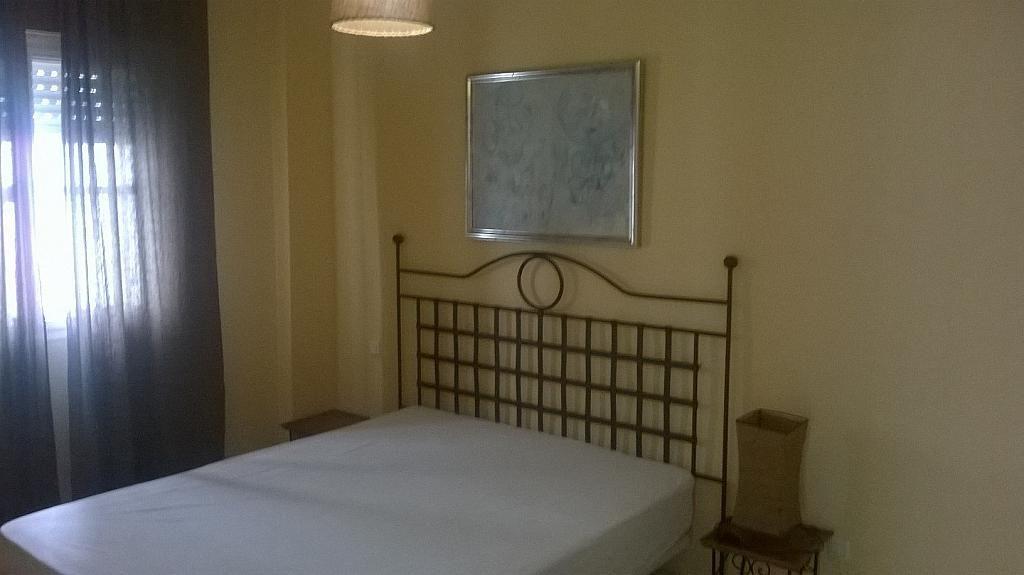 Dormitorio - Piso en alquiler en Santa Cruz en Sevilla - 213077600