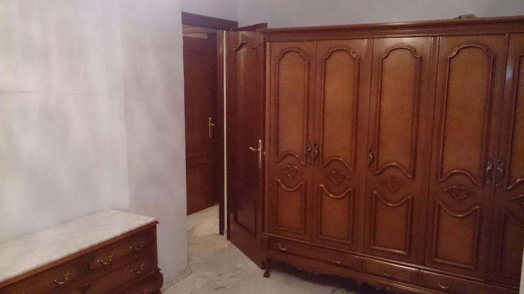 Dormitorio - Piso en alquiler en Nervión en Sevilla - 224543806