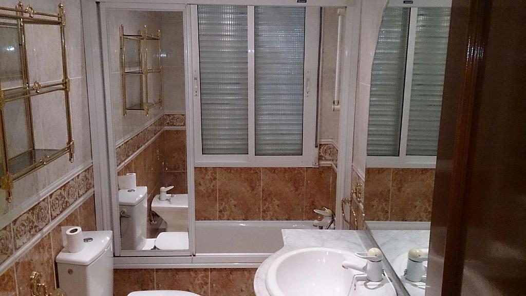 Baño - Piso en alquiler en Nervión en Sevilla - 224543808