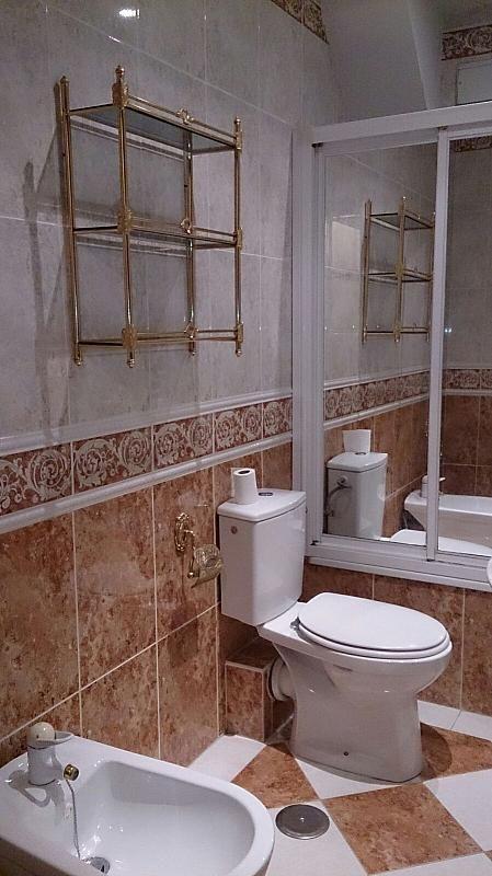 Baño - Piso en alquiler en Nervión en Sevilla - 224543820