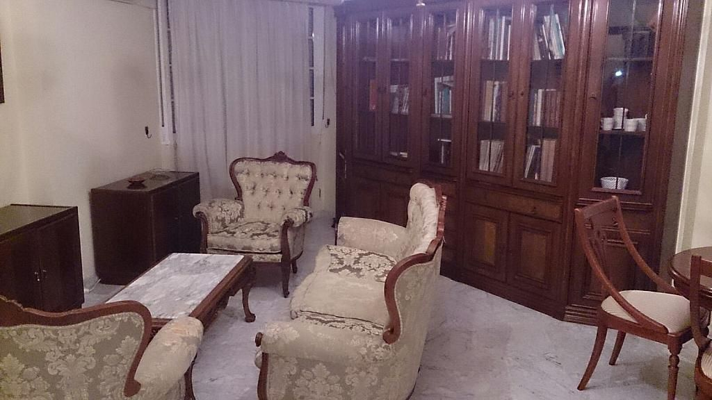 Salón - Piso en alquiler en Nervión en Sevilla - 224543823