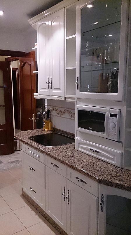 Cocina - Piso en alquiler en Nervión en Sevilla - 224543828