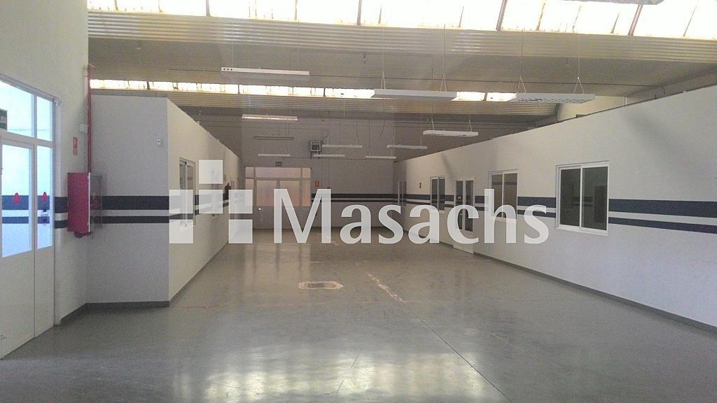 Ref. 7514 nave - Nave industrial en alquiler en Ciudad Real - 263777682