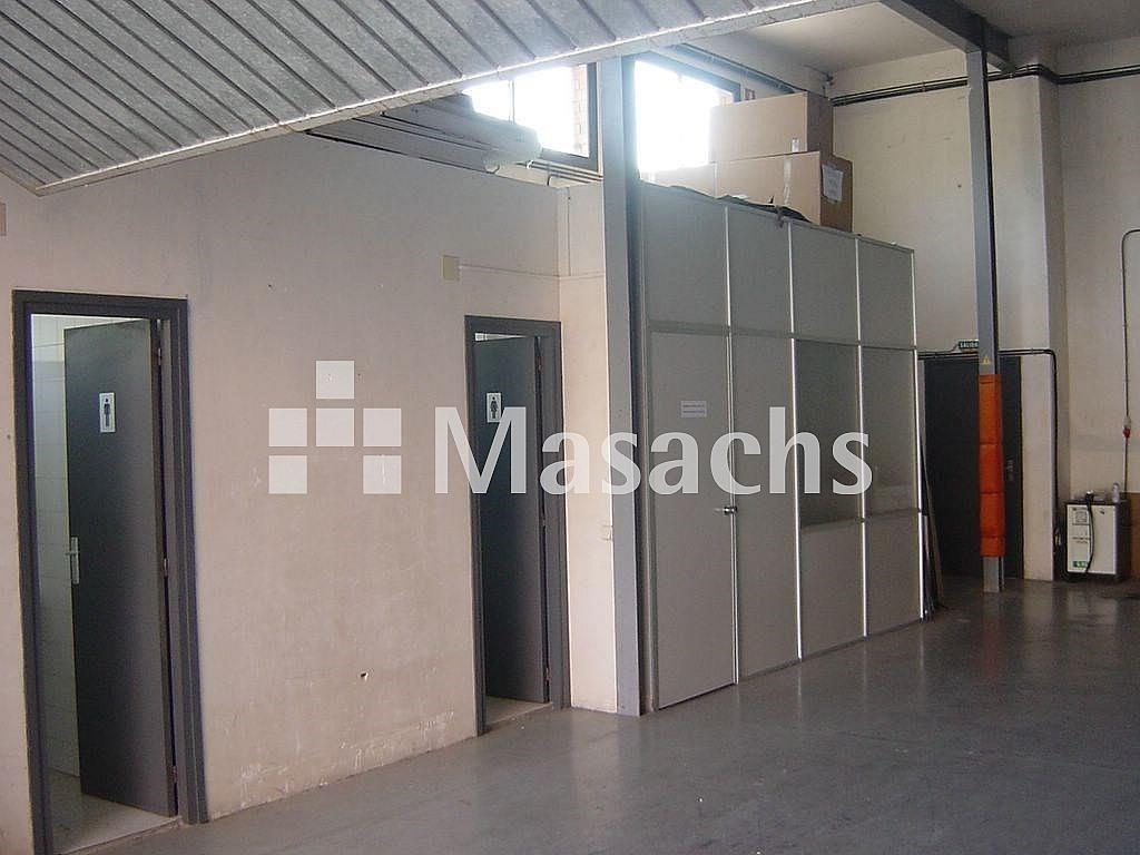 Ref. 7683 aseos - Nave industrial en alquiler en Cervelló - 316995649