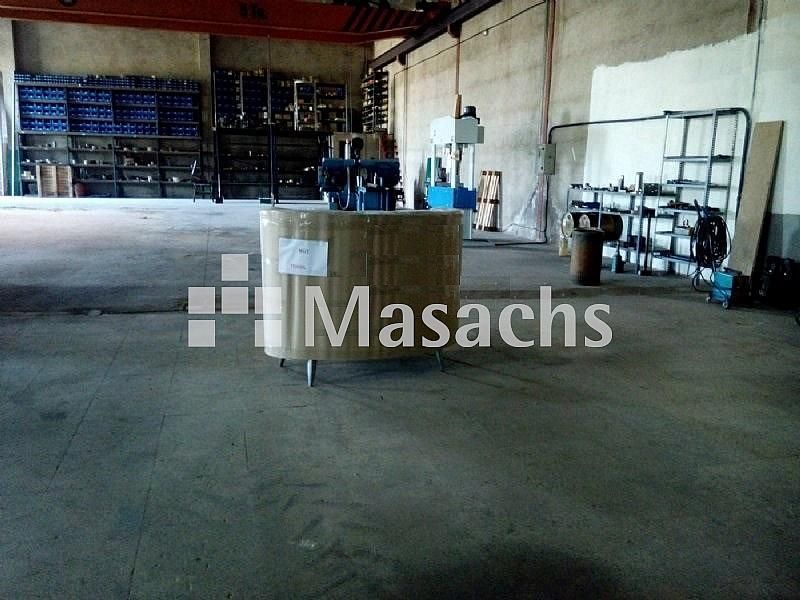 Ref. 7391 nave 1 - Nave industrial en alquiler en Valdepeñas - 228602220