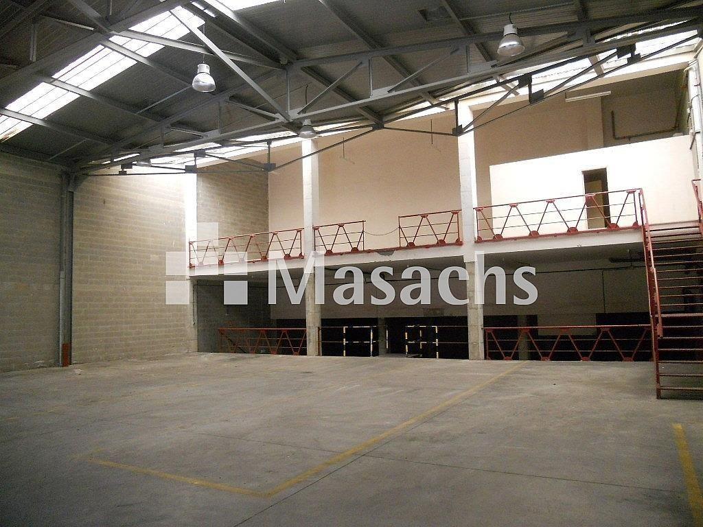 Ref. 7421 nave 2 - Nave industrial en alquiler en Cornellà de Llobregat - 233435707