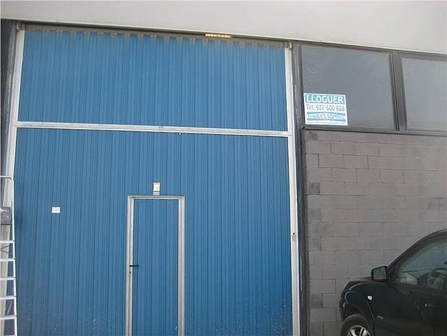 Nave industrial en alquiler en Rodonyà - 305376625