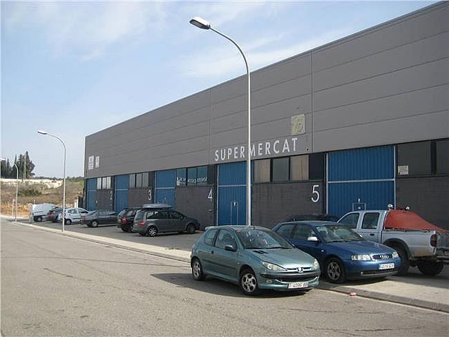 Nave industrial en alquiler en Rodonyà - 321758495