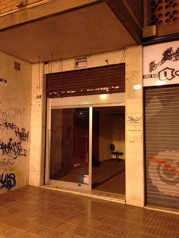 Imagen del inmueble - Local comercial en alquiler en calle Del Riu Mogent, Centre en Badalona - 247953366