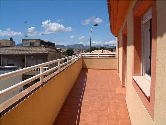 Piso en alquiler opción compra en Barrio Peral-San Félix en Cartagena - 313112055