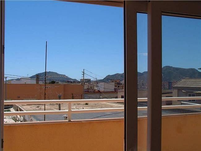 Piso en alquiler opción compra en Barrio Peral-San Félix en Cartagena - 313112073