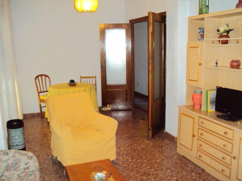 Comedor - Piso en alquiler en calle Francisco Pizarro, Almendralejo - 119549159