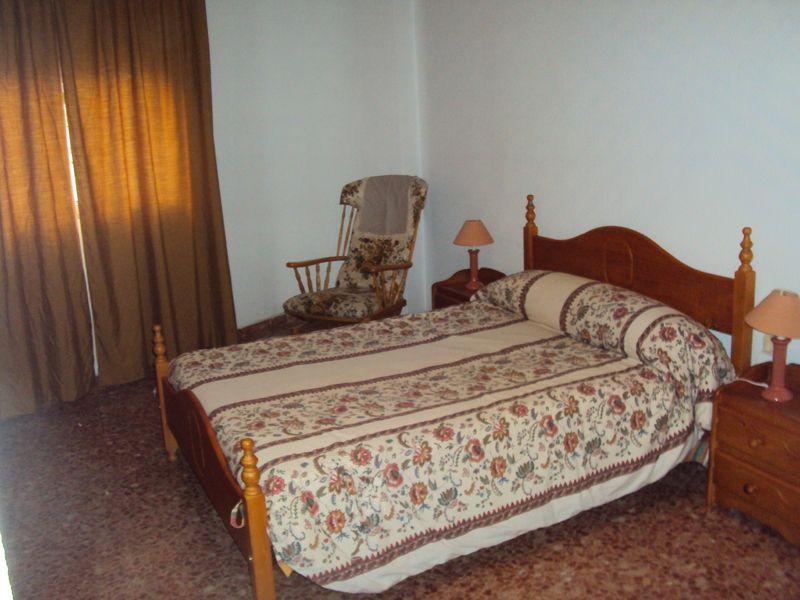 Dormitorio - Piso en alquiler en calle Francisco Pizarro, Almendralejo - 119549165