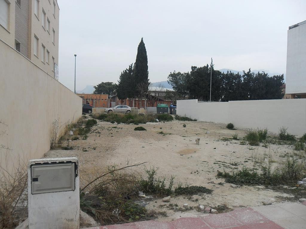 SOLAR6 - Terreno en alquiler en calle Serrano, Murcia - 369970560