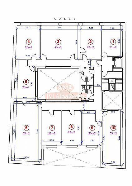Foto - Despacho en alquiler en Centro en Albacete - 379929802