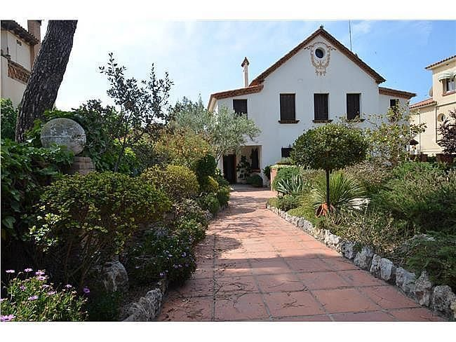 Chalet en alquiler en calle Far de Sant Cristofol, Vilanova i La Geltrú - 313658979