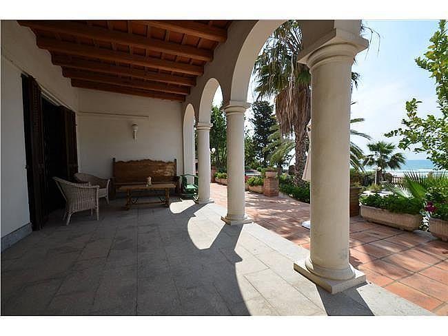 Chalet en alquiler en calle Far de Sant Cristofol, Vilanova i La Geltrú - 313658982
