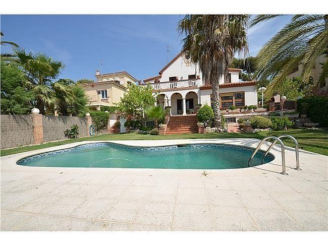 Chalet en alquiler en calle Far de Sant Cristofol, Vilanova i La Geltrú - 313658997