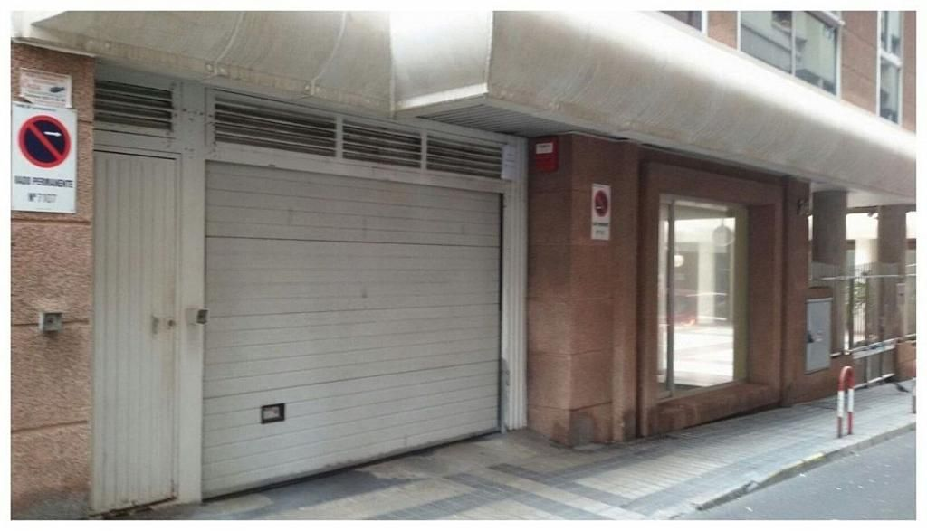 Garaje en alquiler en calle José Mesa y López, Guanarteme en Palmas de Gran Canaria(Las) - 302302027
