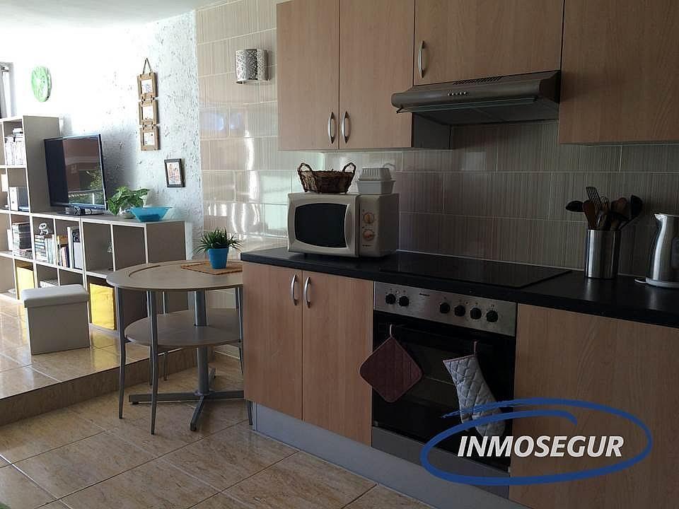 Cocina - Apartamento en venta en calle Punta del Cavall, Cap salou en Salou - 249324376