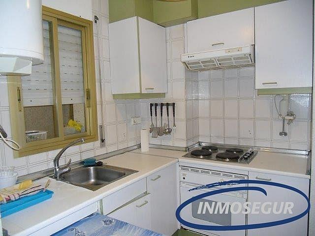 Cocina - Apartamento en venta en calle Carles Buigas, Capellans o acantilados en Salou - 392907039