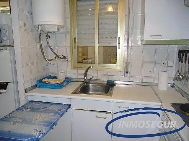 Cocina - Apartamento en venta en calle Carles Buigas, Capellans o acantilados en Salou - 392907045