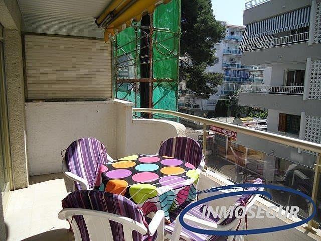 Terraza - Apartamento en venta en calle Carles Buigas, Capellans o acantilados en Salou - 392907058