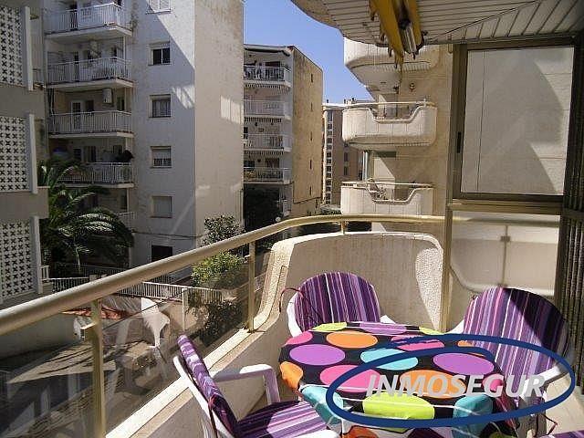 Terraza - Apartamento en venta en calle Carles Buigas, Capellans o acantilados en Salou - 392907061