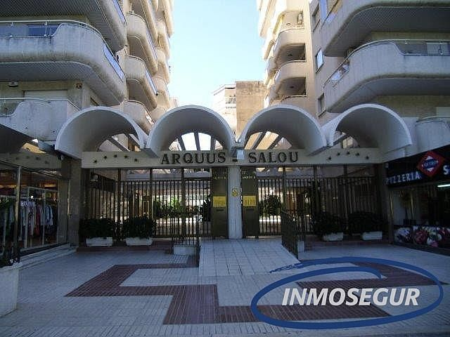 Fachada - Apartamento en venta en calle Carles Buigas, Capellans o acantilados en Salou - 392907065