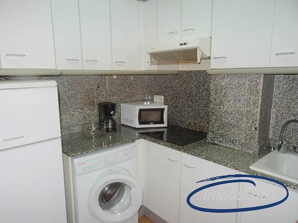 Cocina - Apartamento en venta en calle Major, Paseig jaume en Salou - 204236982