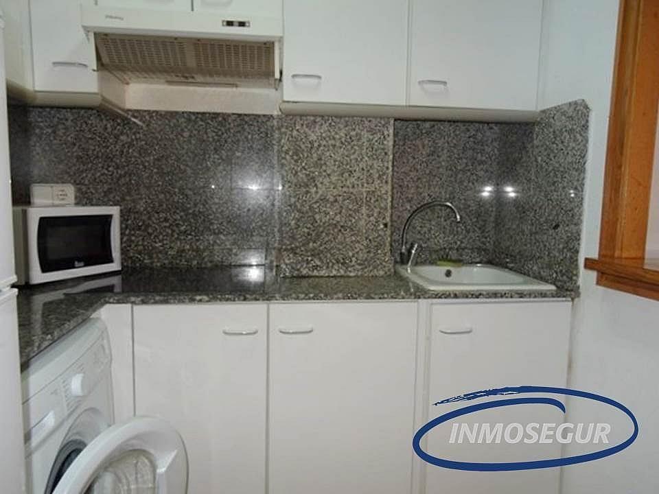 Cocina - Apartamento en venta en calle Major, Paseig jaume en Salou - 204236983