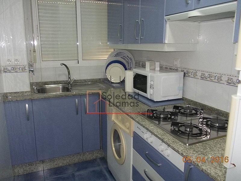 Cocina - Piso en alquiler de temporada en calle Avda Sevilla, Rota - 261419736
