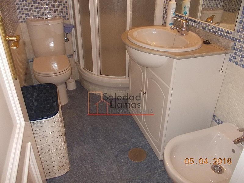 Baño - Piso en alquiler de temporada en calle Avda Sevilla, Rota - 261419749