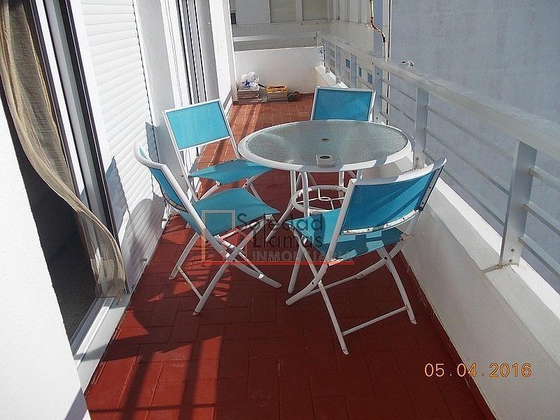 Terraza - Piso en alquiler de temporada en calle Avda Sevilla, Rota - 261419751