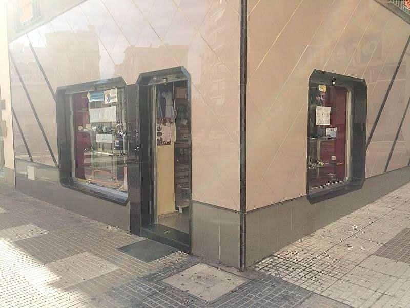 Foto - Local comercial en alquiler en calle Cruz de Humilladerolos Tilos, Cruz de Humilladero en Málaga - 293068347