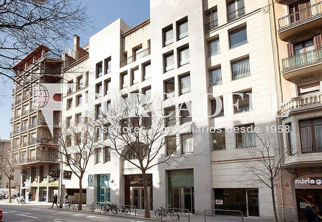 Façana2 - Oficina en alquiler en calle Diputació, Eixample esquerra en Barcelona - 263455386