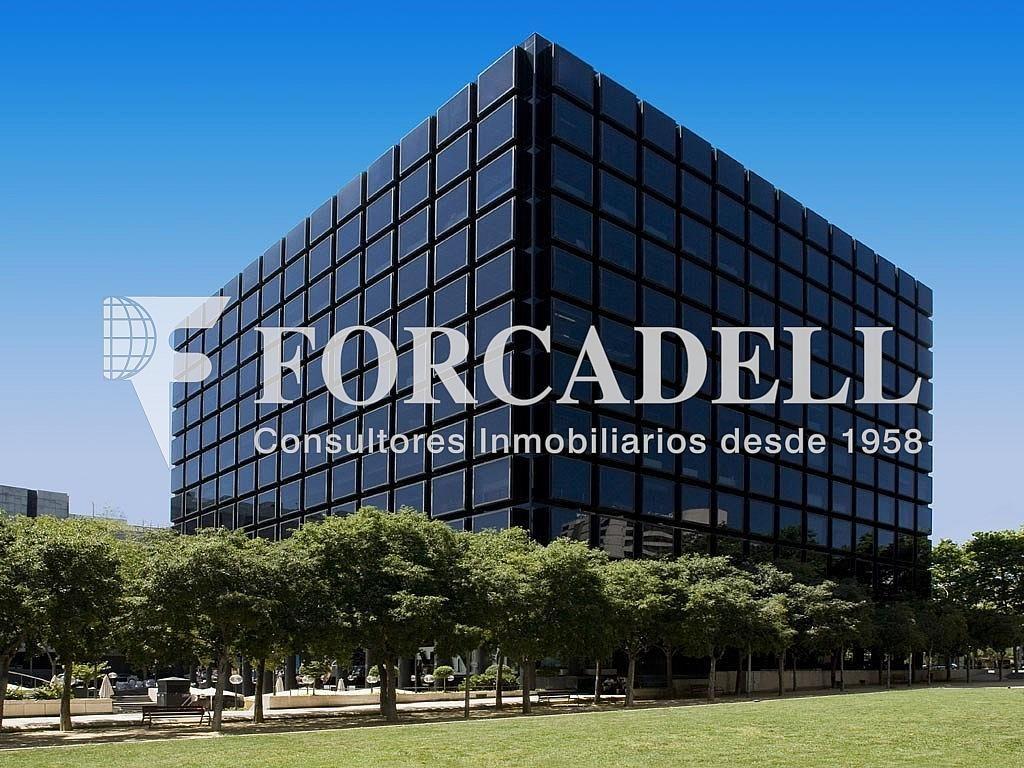 Façana OK - Oficina en alquiler en calle Diagonal El Dau, Les corts en Barcelona - 263456637