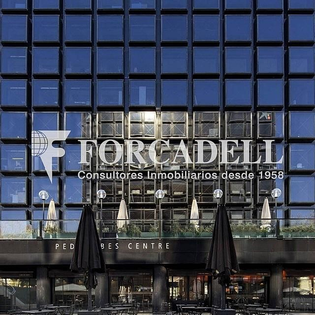 DETALL FAÇANA - Oficina en alquiler en calle Diagonal El Dau, Les corts en Barcelona - 263456640