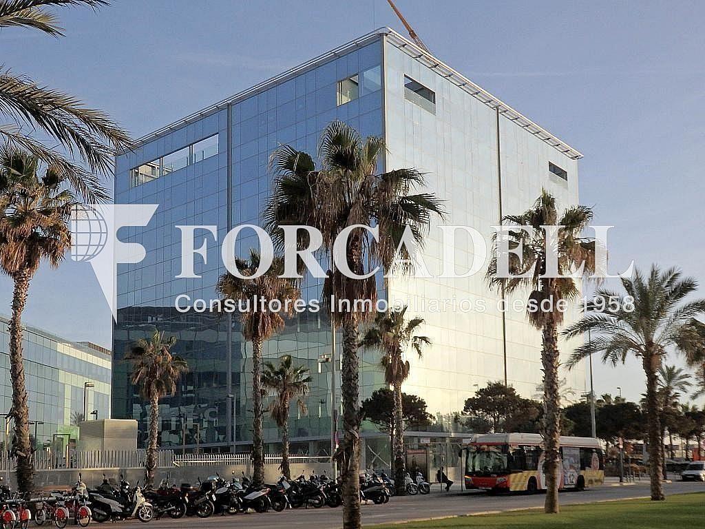 Façana - Oficina en alquiler en edificio De Joan de Borbó Ocean, La Barceloneta en Barcelona - 263424573
