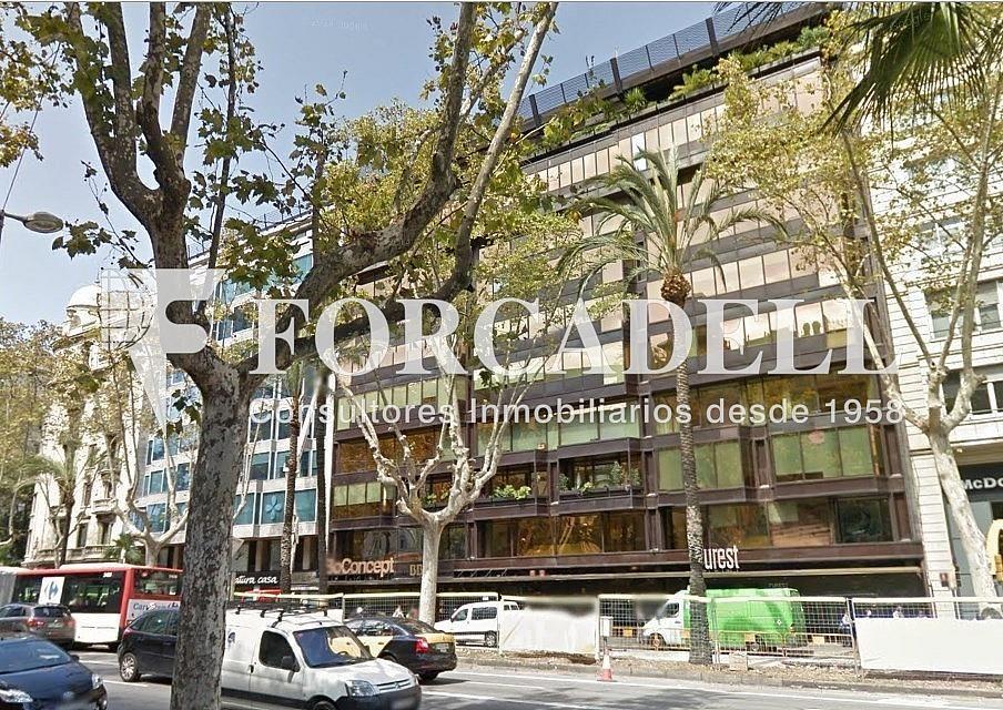 Façana - Oficina en alquiler en calle Diagonal, Eixample esquerra en Barcelona - 282037141