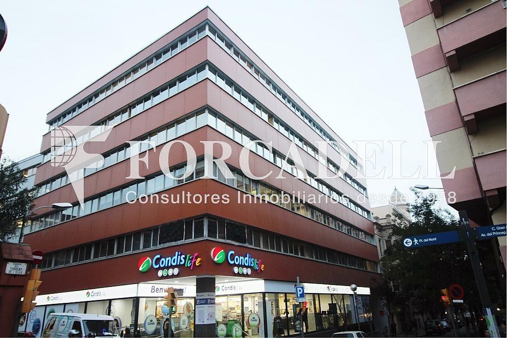 Façana ok - Oficina en alquiler en calle Torrent de Lolla, Vila de Gràcia en Barcelona - 282037282