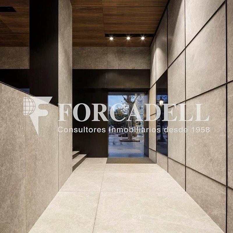 TRIANGLE_VESTIBULO ENTRADA - Oficina en alquiler en calle Catalunya, Eixample dreta en Barcelona - 411962494