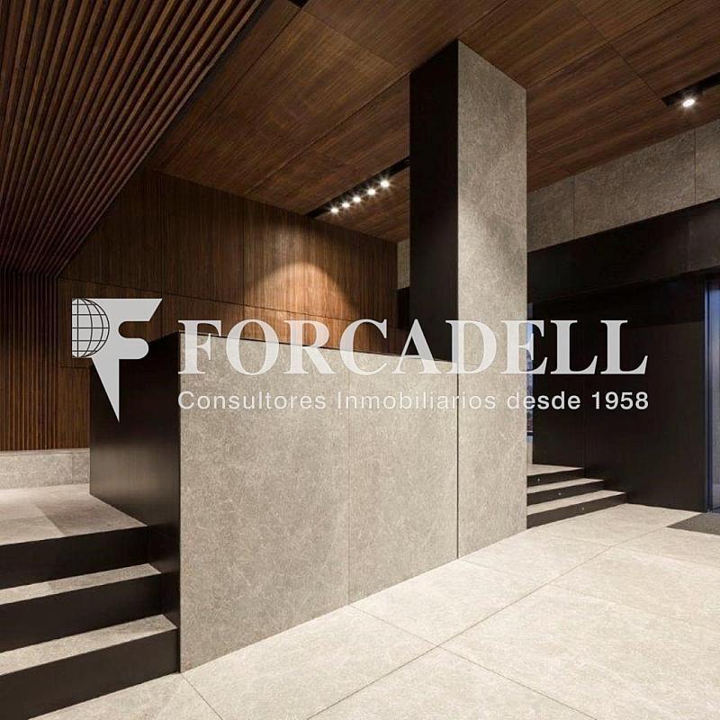 TRIANGLE_VESTIBULO ENTRADA_2 - Oficina en alquiler en calle Catalunya, Eixample dreta en Barcelona - 411962497