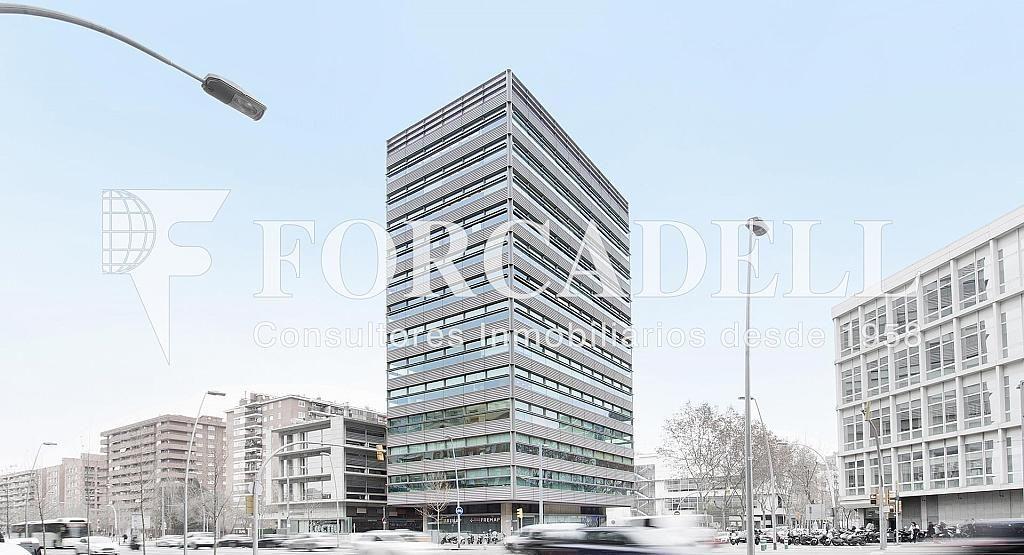 Façana - Oficina en alquiler en calle Llacuna, Provençals del Poblenou en Barcelona - 278703272