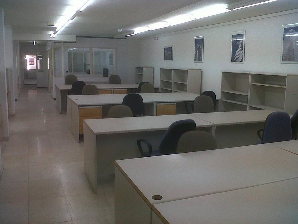 IMG-20120125-00170 - Oficina en alquiler en calle Sardenya, Gràcia Nova en Barcelona - 263452446