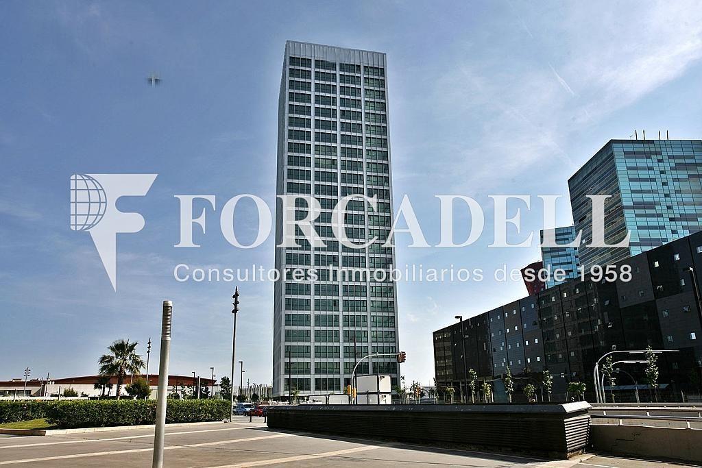 Façana - Oficina en alquiler en calle Europa, Centre en Hospitalet de Llobregat, L´ - 263452968