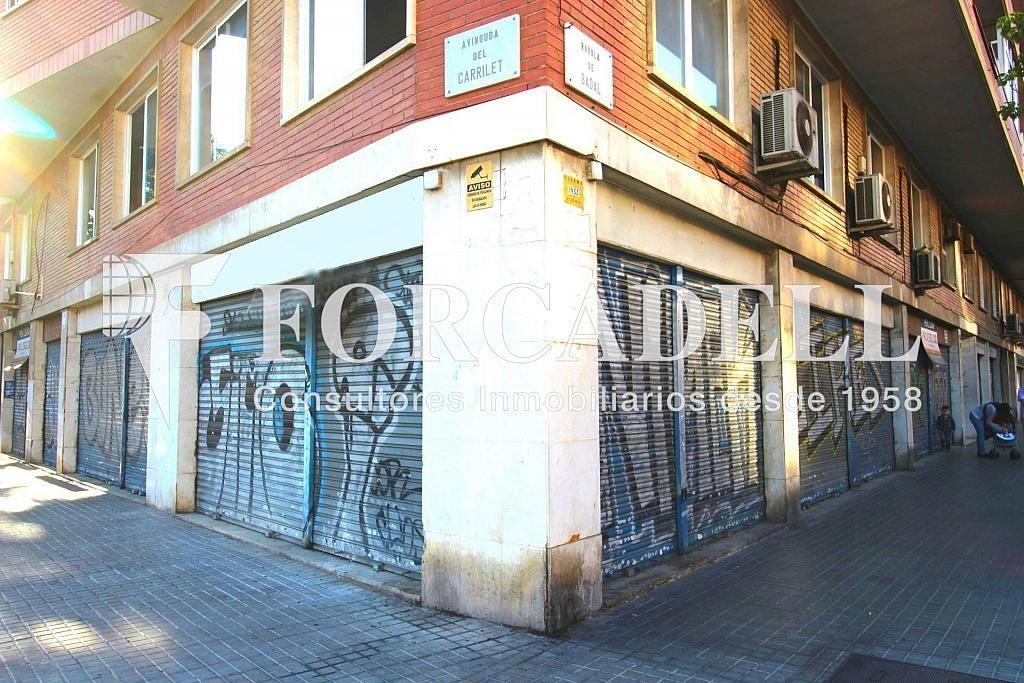 Portada - Local comercial en alquiler en La Bordeta en Barcelona - 326919646