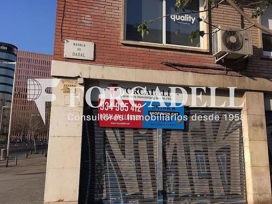 Rb badal - Local comercial en alquiler en La Bordeta en Barcelona - 401067624