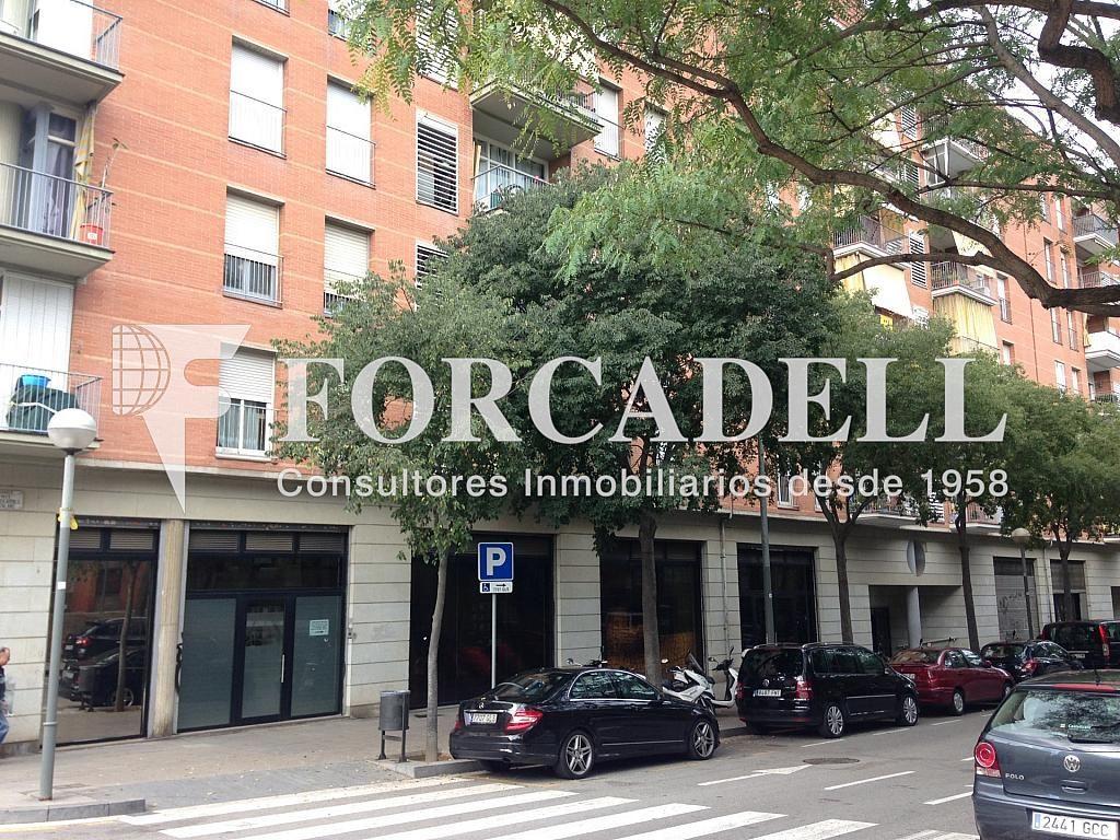 Façana - Local comercial en alquiler en La Marina de Port en Barcelona - 261862027