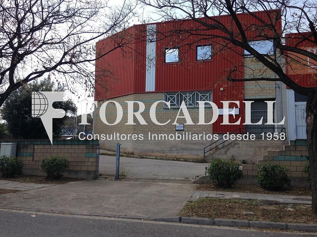 IMG_0439 - Nave industrial en alquiler en calle Cerdanya, Canyet-Pomar en Badalona - 269871415